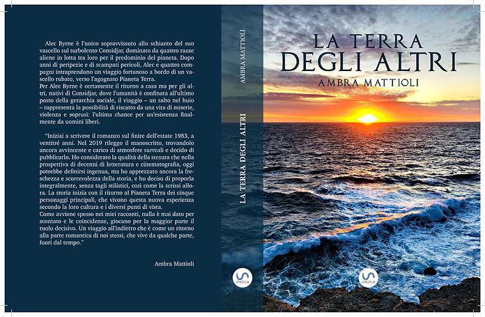 Ambra Mattioli Writer | La Terra degli altri | Ambra Mattioli The Earth of Others