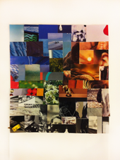 Stochastic collage n.14