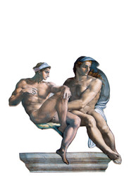 COUPLE IGNUDI N.3
