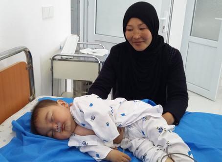 EMERGENZA SORRISI: IN AFGHANISTAN GLI ANGELI DEL SORRISO HANNO DONATO UNA NUOVA VITA A 73 BAMBINI