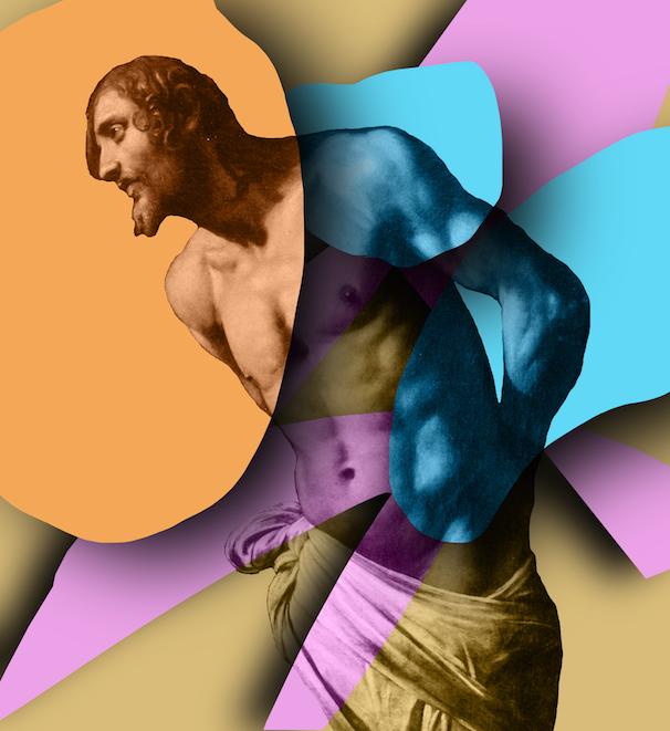 CHRIST - FLAGELLATION N.1
