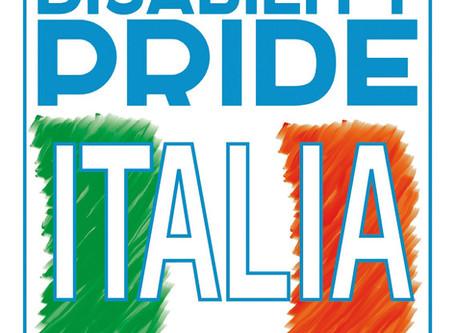 8-9-10 luglio – Disability Pride