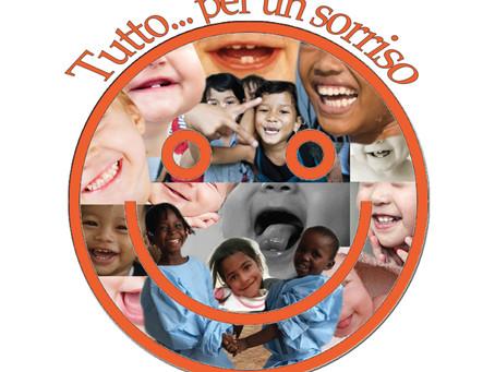 """Spettacolo """"Tutto per un Sorriso"""" – 20 giugno Salone Margherita (Roma)"""