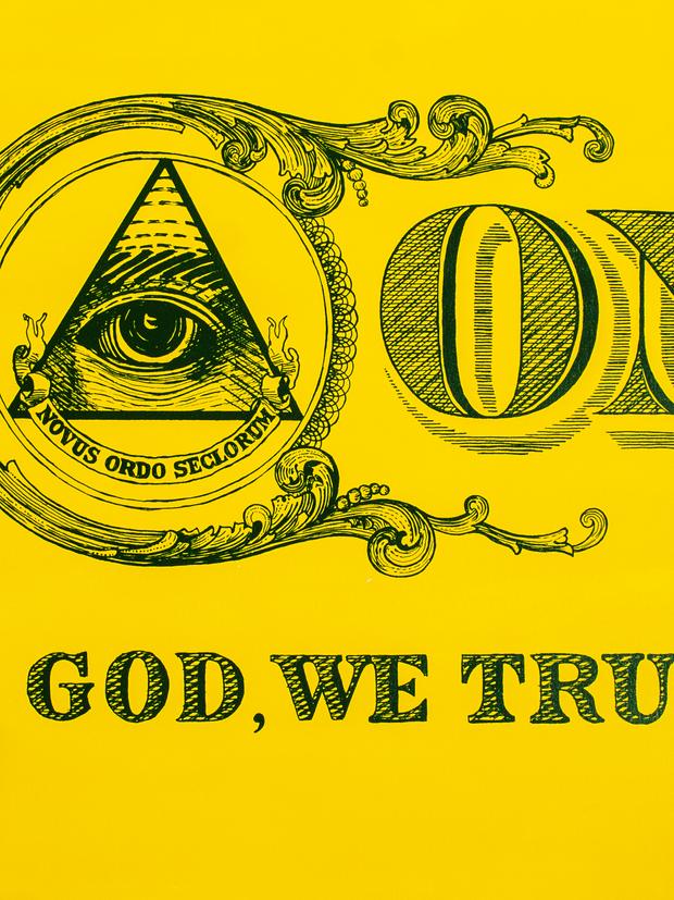 ON IZ GOD, WE TRUST