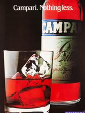CAMPARI. NOTHING LESS.