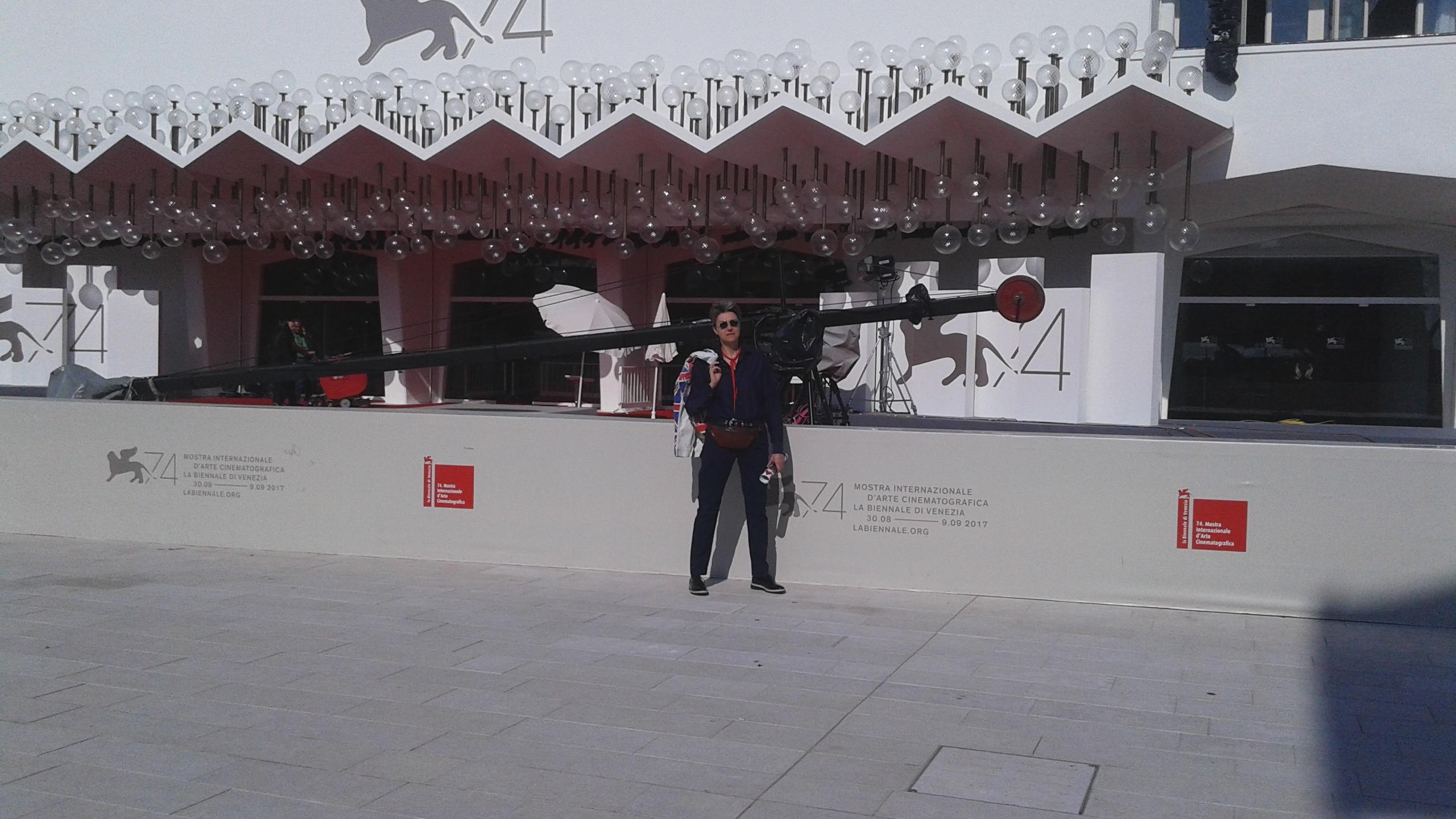 Ambra Mattioli Hannah at Venice