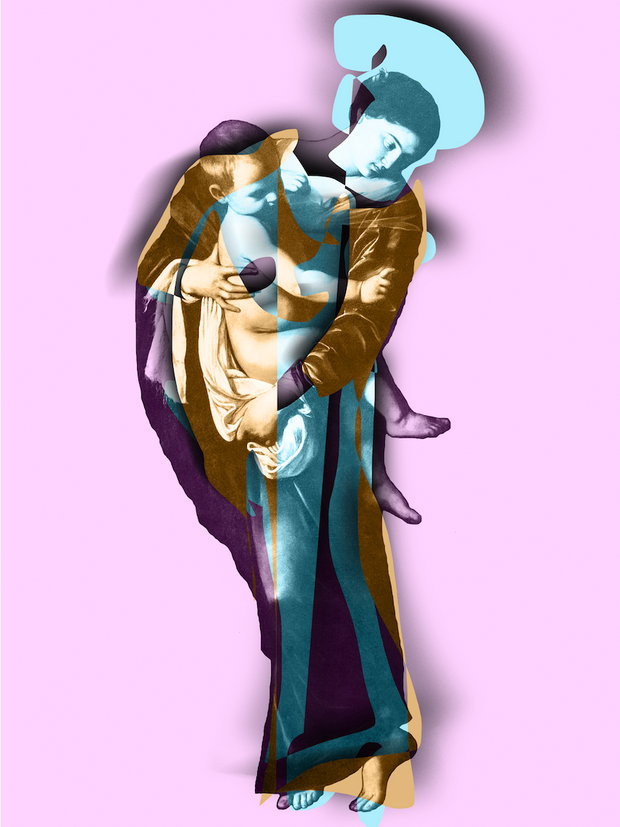 VIRGIN MARY N.2