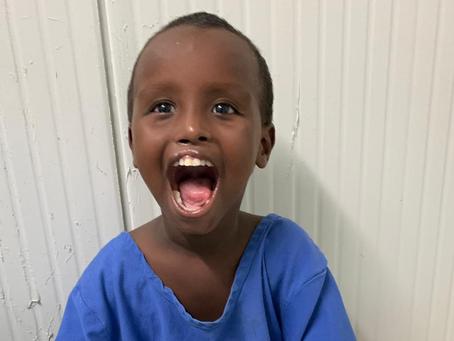 SOMALIA: 27 BAMBINI RITROVANO LA SPERANZA DI UN FUTURO GRAZIE ALLA MISSIONE CHIRURGICA DI EMERGENZA
