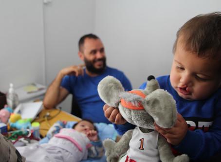Emergenza Sorrisi torna in Afghanistan per donare il sorriso centinaia di bambini