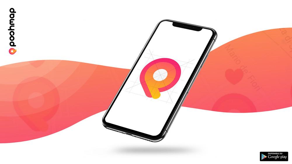 shopping map social app