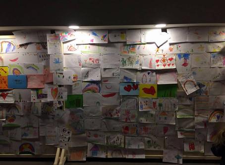 Il sorriso disegnato dai bambini