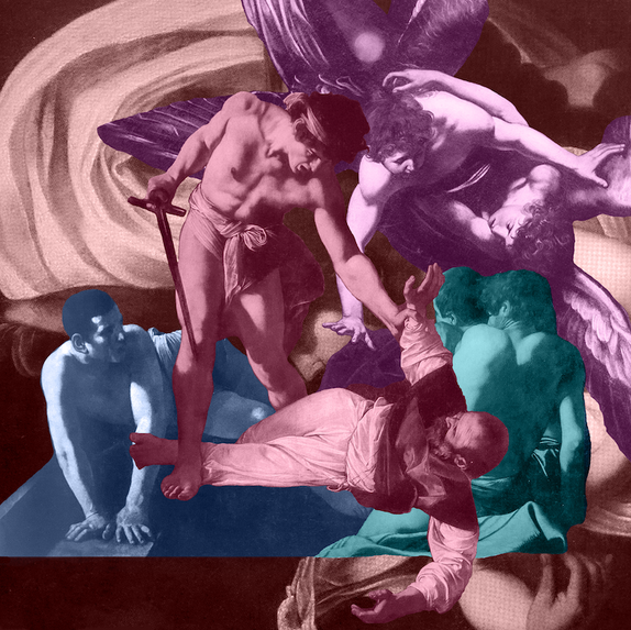 Caravaggio Stories