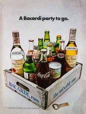 A BACARDI PARTY TO GO.