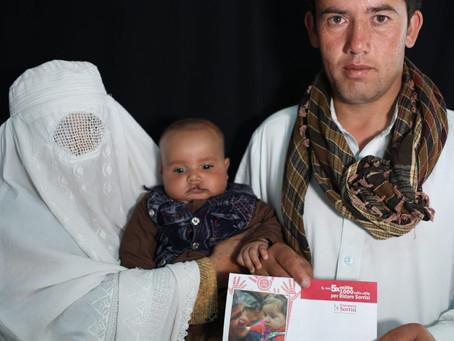 52 nuovi sorrisi donati in Afghanistan