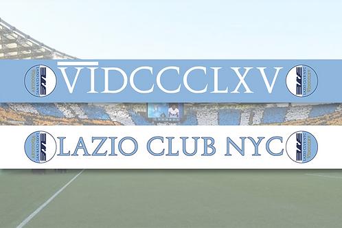 Sciarpa Lazio Club NYC
