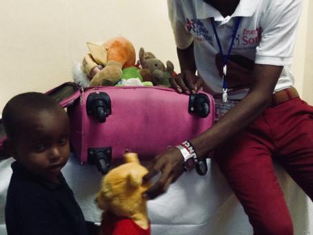 EMERGENZA SORRISI PER LA PRIMA VOLTA IN SOMALIA: MISSIONE COMPIUTA!!!