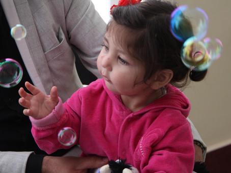 Emergenza Sorrisi a fianco dei medici Afghani e delle loro famiglie