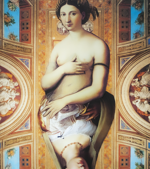 Raphael's  Women