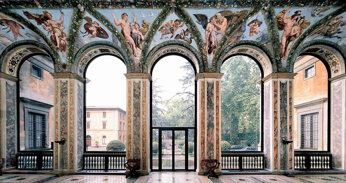 Villa-Farnesina-Loggia-di-Amore-e-Psiche