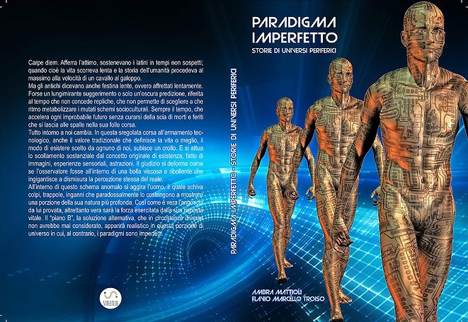 Ambra Mattioli Autore Scrittrice | Paradigma Imperfetto - Storie di Universi Periferici