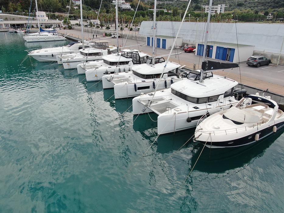 foto banner chi siamo Magic Sailing Char