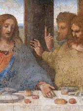 LEONARDO DA VINCI - THE LAST SUPPER. 1498
