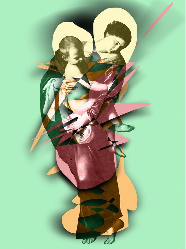 VIRGIN MARY N.3