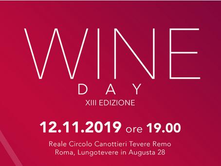 Torna la XIII edizione del Wine Day