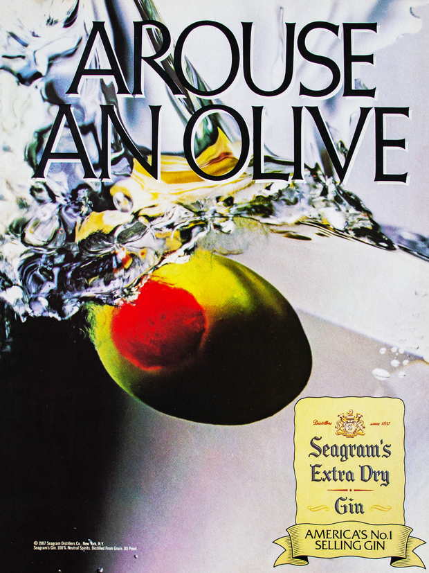 AROUSE AN OLIVE