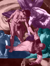 THE MARTYRDOM OF SAINT MATTHEW - Color