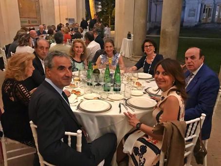 Una serata di Sorrisi al Museo Etrusco di Villa Giulia