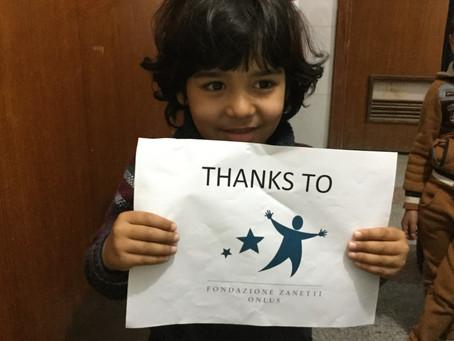 Operati in Iraq 77 bambini