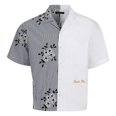 Split Bowling Shirt