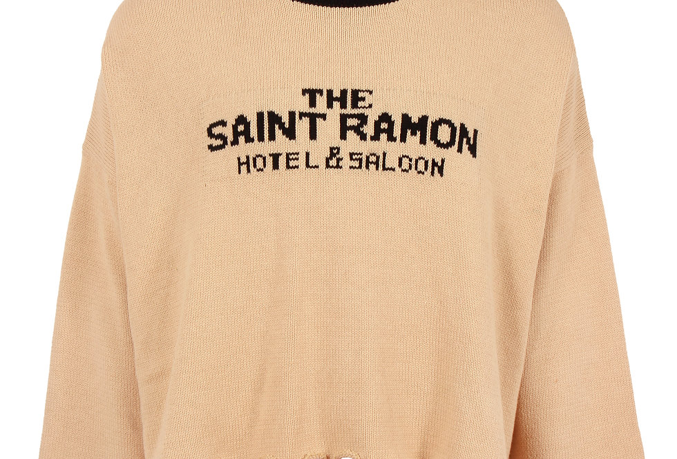 HOTEL KNIT SWEATER