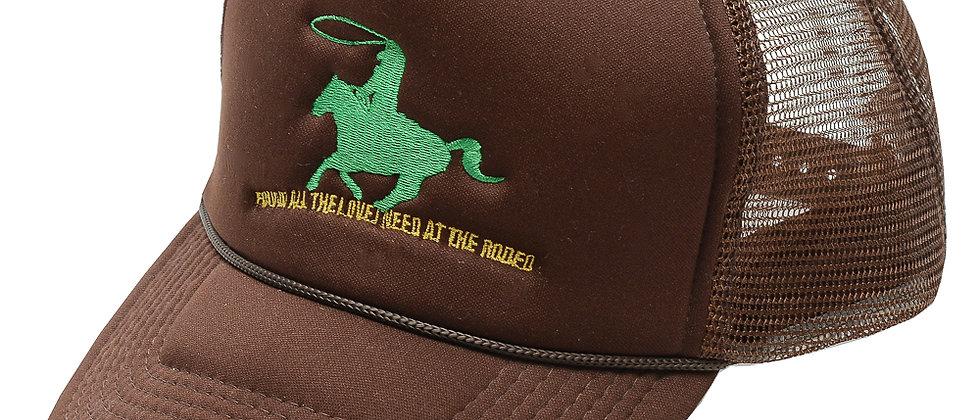 RODEO TRUCKER CAP