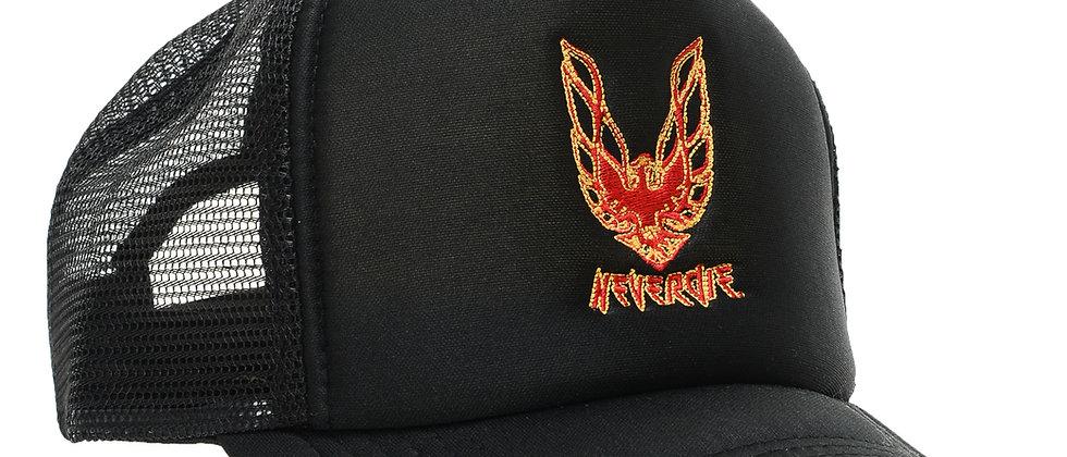 FIRE BIRD TRUCKER CAP