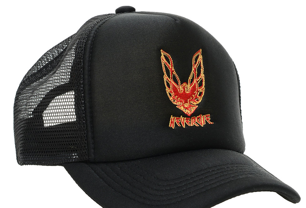 FIRE BIRD TRUCKER CAP