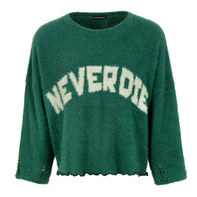 NEVER DIE KNIT SWEATER