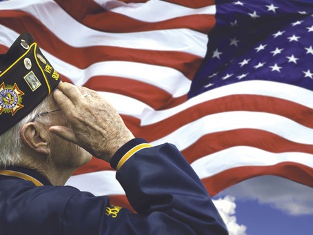 What's Next for Veterans & Their Spouses