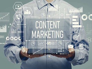 Content Marketing: Sample Social Media Posting Schedule
