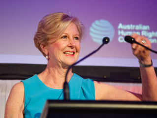 Gillian Triggs - speaking truth to (political) power