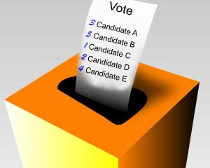 Your electorate vote is important
