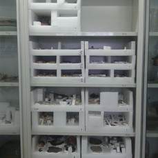 Rehousing of collection after intervention