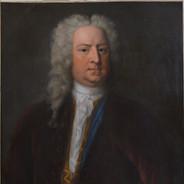 Portrait of Sir W. Watkin Wynne