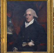 Portrait of Henry Courthope Campion of Danny