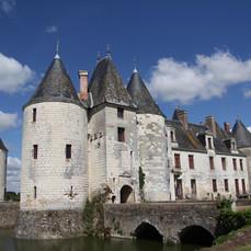 La Motte Sonzay castle