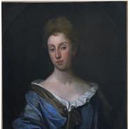 Portrait of Mrs. Campion, daughter of Sir John Glynn