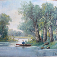 Fisher in a Landscape
