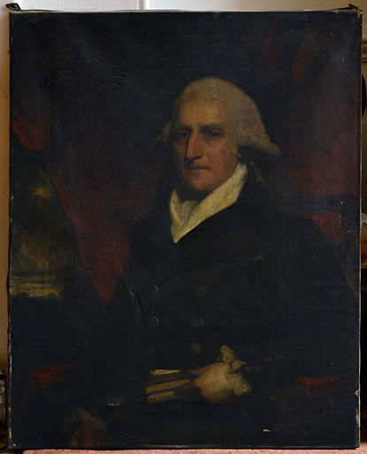 PORTRAIT OF HENRY COURTHROPE CAMPION OF