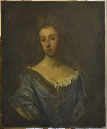 MRS CAMPION DAUGHTER OF SIR JOHN GLYNN b